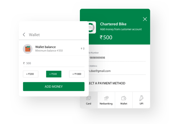 bike rental application
