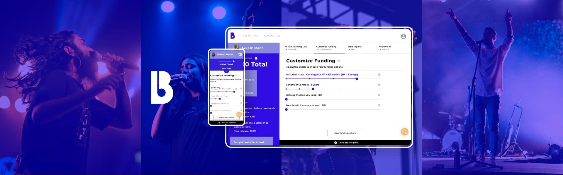 Funding Platform To Help Budding Musicians