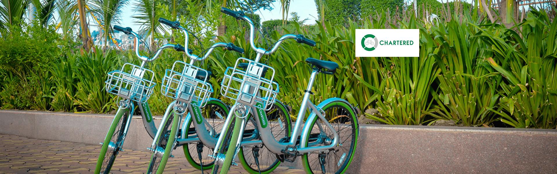 bike rental apps